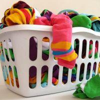 Como lavar as roupas do recém nascido