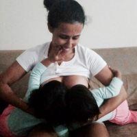 Amamentação Prolongada (de gêmeos)