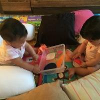 4 Brincadeiras para Bebês