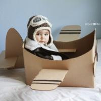 Viajando de avião com bebês