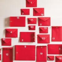 """DIY: """"Calendário de Natal"""", colocando as crianças no clima natalino"""