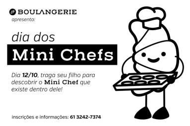 Dia das Criancas La Boulangerie