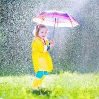 15 Atividades com as crianças para um dia de chuva