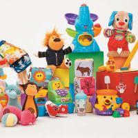 Rodízio de Brinquedos a la Montessori