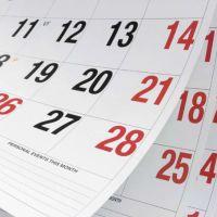 O que um calendário pode ensinar às crianças?